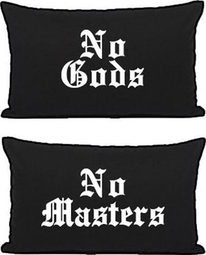 No Gods/No Masters | PILLOWCASES