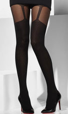 Black Opaque | TIGHTS