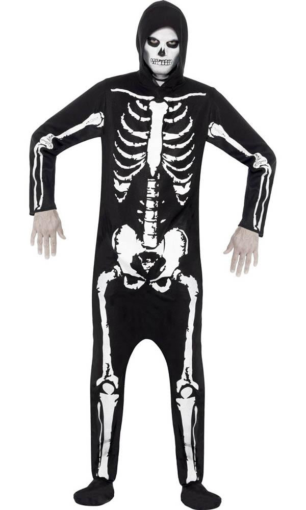 Black Skeleton | COSTUME