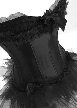 Darkest Desire | CORSET & TUTU SET