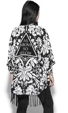 As Above So Below | KIMONO