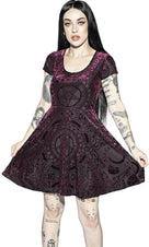 Baroque Velvet | DRESS
