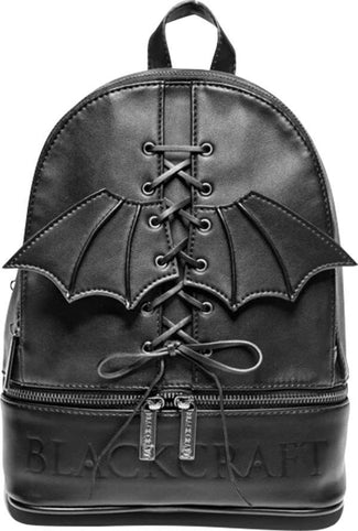 Bat Wing Lace Up | BACKPACK