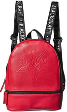 BCC Goat Red Medium | BACKPACK [Limited Edition]