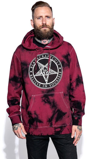 Believe In Yourself Blood Moon Dye | PULLOVER