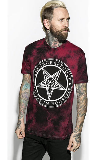 Believe In Yourself Blood Moon Dye | T-SHIRT