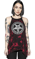 Believe In Yourself Blood Moon | TANK TOP