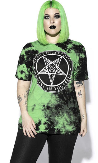 Believe In Yourself [Green Lightning Dye] | TEE