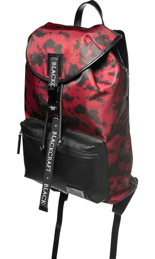 Blood Moon Nylon Rucksack | BACKPACK