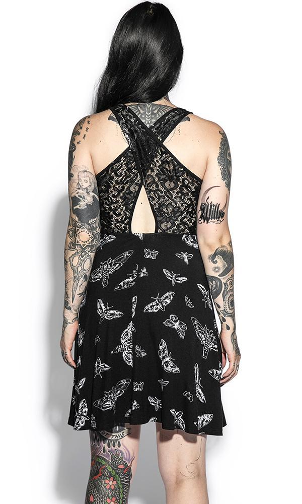 Death Moth | SLEEVELESS DRESS