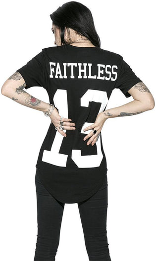 Faithless 13 | TALL TEE