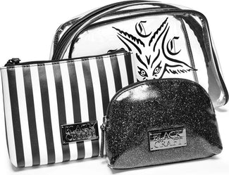 BCC Goat [3 In 1] | MAKEUP BAG SET