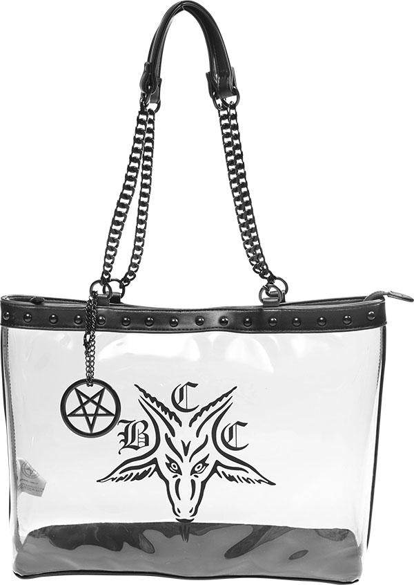 BCC Goat [Clear] | TOTE BAG
