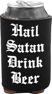Hail Satan Drink | BEER COOLER