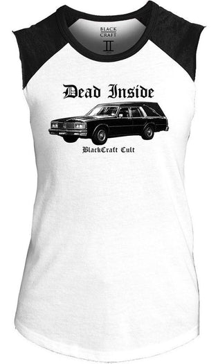 Hearse Sleeveless Vintage | JERSEY