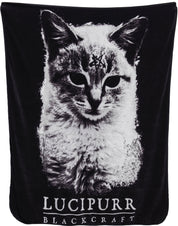 Lucipurr | THROW BLANKET