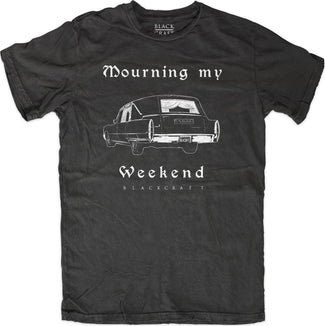 Mourning My Weekend | TEE