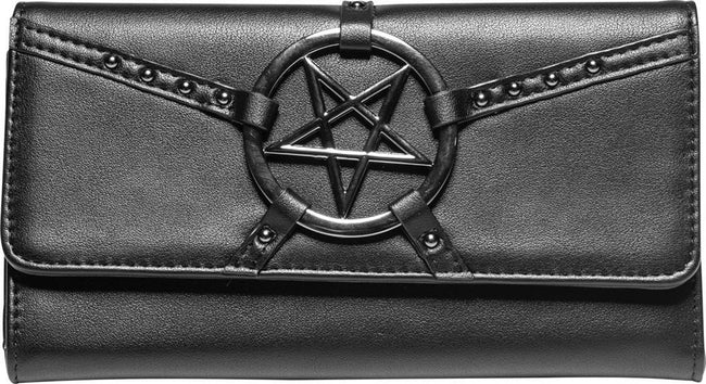 Pentagram Harness | ZIP AROUND WALLET