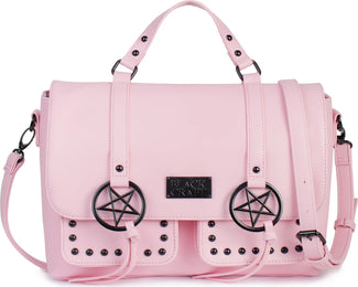 Pentagram [Pink] | MESSENGER BAG