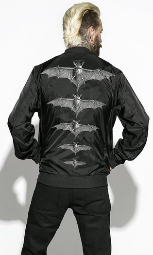Release The Bats | BOMBER JACKET UNISEX