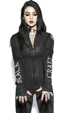 Spirits Of The Dead Black Stripe | Active JACKET