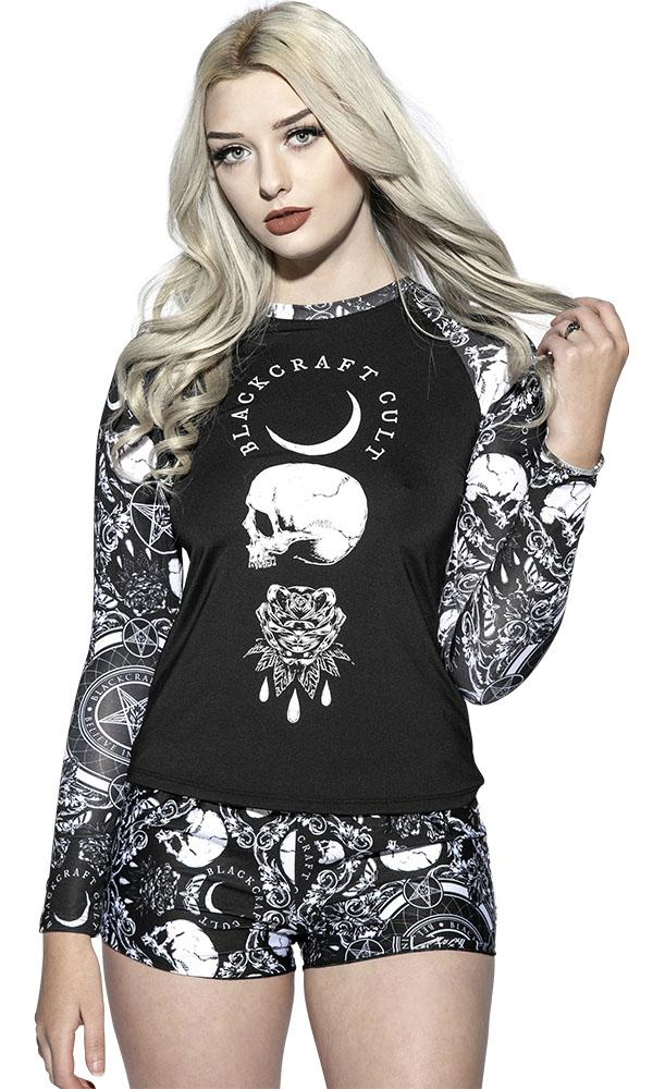 Spirits Of The Dead | Rash Guard TOP