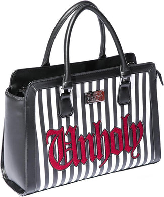 Unholy Stripe Large | SATCHEL BAG