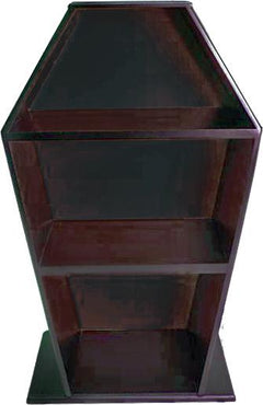 COFFIN SHELF | Black