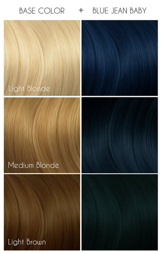 Blue Jean Baby | HAIR COLOUR [118ml]