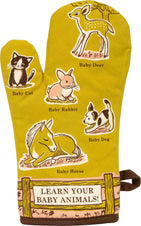 Baby Animals | OVEN MITT