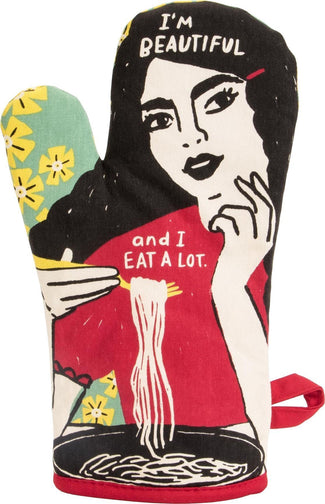 Beautiful And Eat A Lot | OVEN MITT