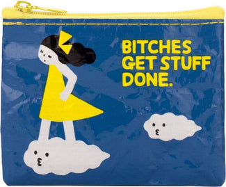 Bitches Get Stuff | COIN PURSE