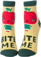 Bite Me | ANKLE SOCKS*