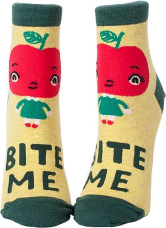 Bite Me | ANKLE SOCKS