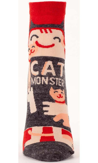 Cat Monster | ANKLE SOCKS