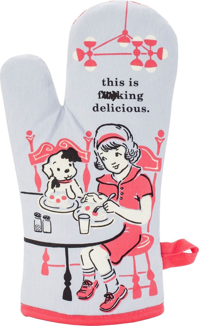 F@#King Delicious | OVEN MITT