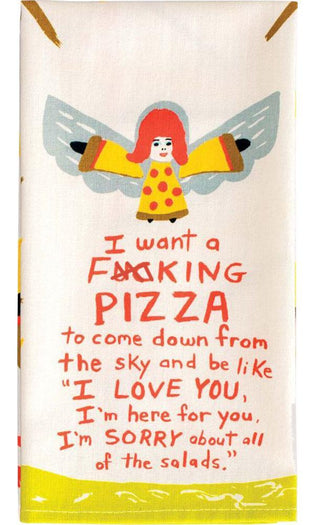 F**king Pizza | DISH TOWEL