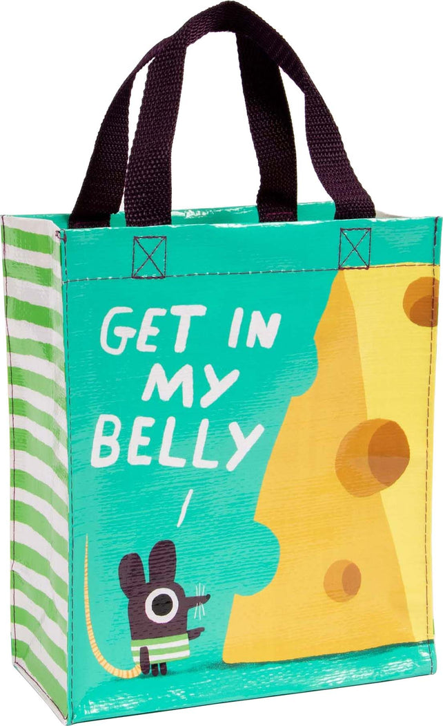 Get In My Belly | TOTE BAG*