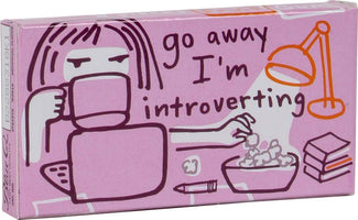 Go Away I'm Introverting | GUM