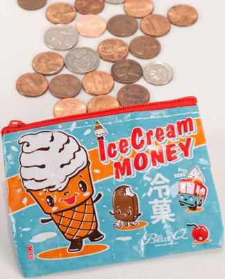 Ice Cream Money | COIN PURSE