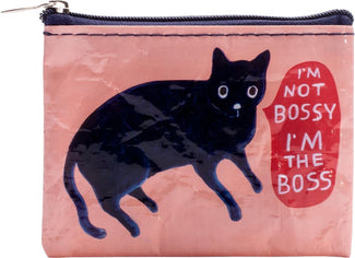 I'm Not Bossy | COIN PURSE