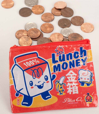 Lunch Money | COIN PURSE