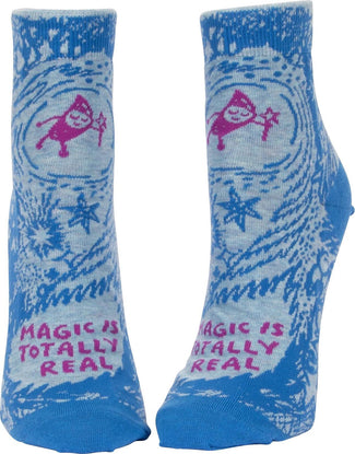 Magic is Totally Real | ANKLE SOCKS
