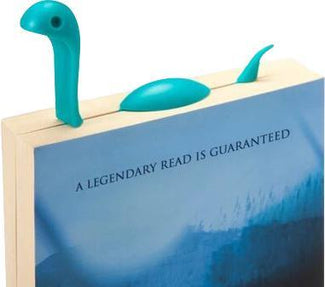 Nessie Tale Turquoise | BOOKMARK