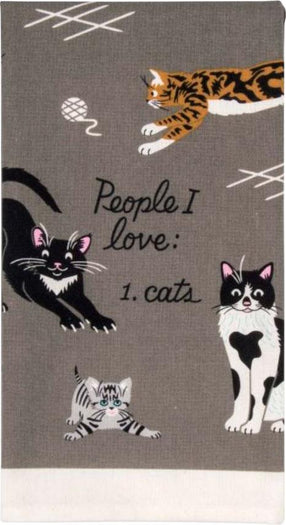 People I Love: Cats | DISH TOWEL