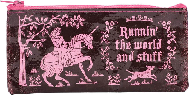 Runnin' The World | PENCIL CASE^