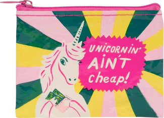 Unicorn Ain't Cheap | COIN PURSE
