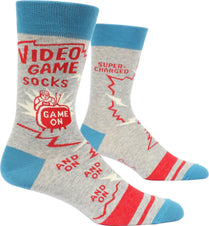 Video Game | CREW SOCKS MENS