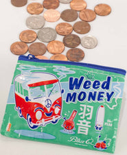 Weed Money | COIN PURSE