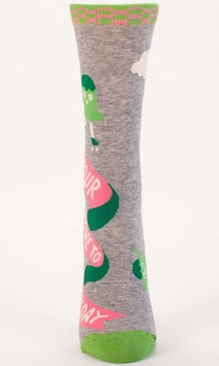 Wine To Work | CREW SOCKS LADIES*